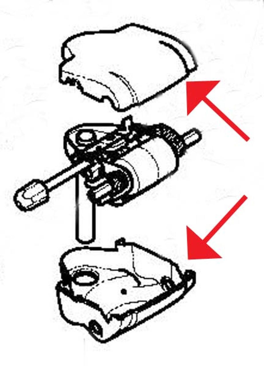 Tilt Cover For Herman Miller Aeron Chair 241687 G1 Office