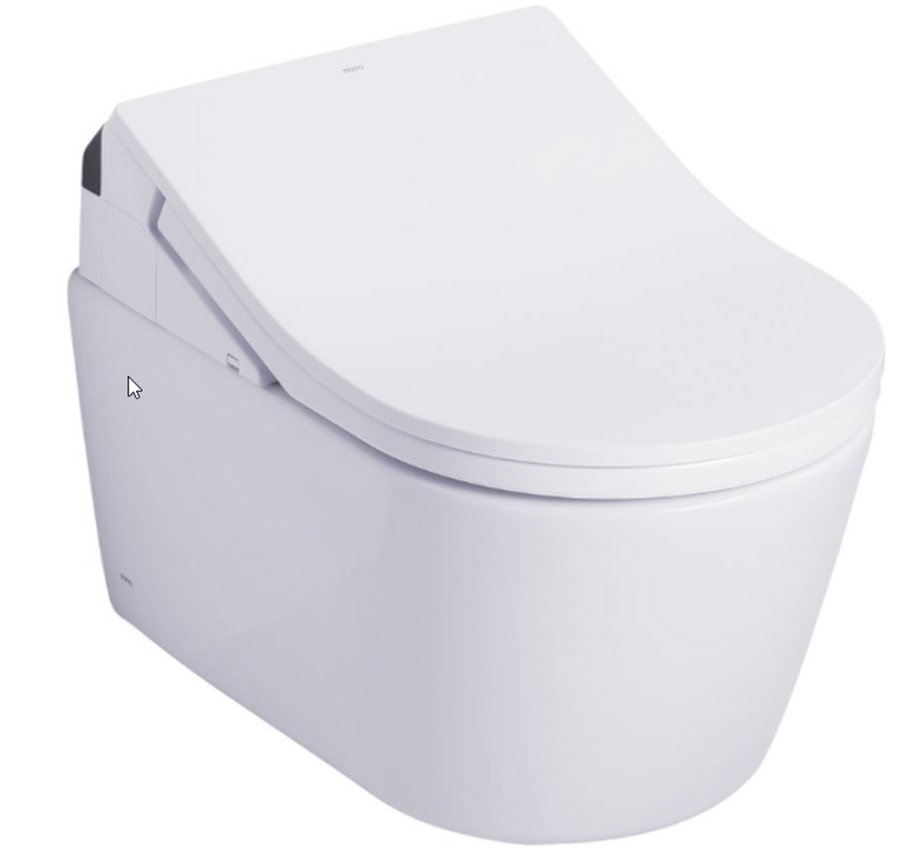 Pleasant Toto Rp Washlet Rx Wall Hung Toilet 1 28 Gpf 0 9 Gpf Auto Flush Cwt4474047Cmfga Pabps2019 Chair Design Images Pabps2019Com
