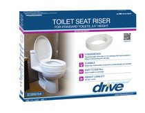 Drive Medical bidet toilet seat elevator or riser