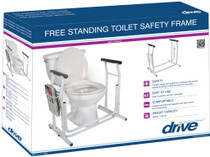 Bidet Seat Safety Rail