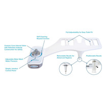 PureSpa PS-65 Easy Bidet Attachment by Brondell