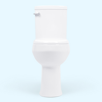 Convenient Height Toilet - the extra tall toilet