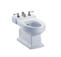 TOTO Lloyd Bidet in Cotton White