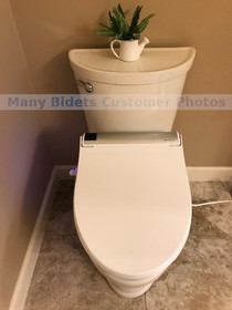 Bio Bidet BB-2000 Bliss Bidet Seat (Member Exclusive)