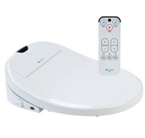 Swash 900 bidet toilet seat with wireless remote