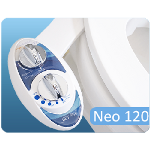 Phenomenal Luxe Bidet Neo Elite 120 Nonelectric Toilet Attachment Camellatalisay Diy Chair Ideas Camellatalisaycom