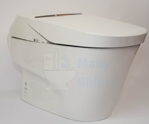 Toto Neorest 700h Dual Flush Integrated Toilet And Washlet