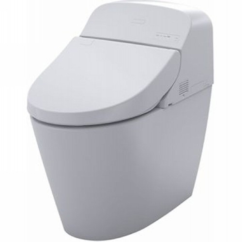 Toto G400 Washlet With Integrated Toilet Luxury Function