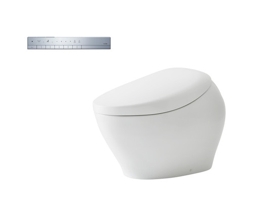 TOTO  NEOREST NX1 Dual Flush Luxury One-piece Toilet & Bidet