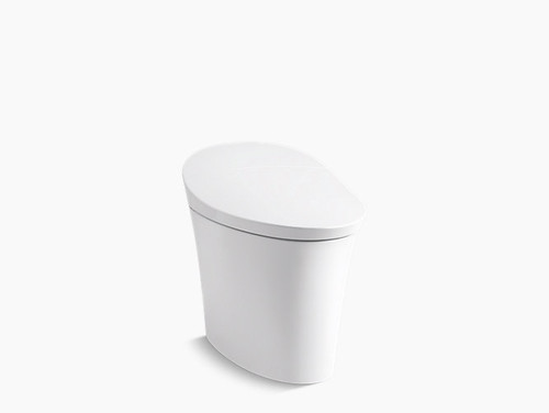 Veil One-Piece Integrated Toilet and Bidet by Kohler
