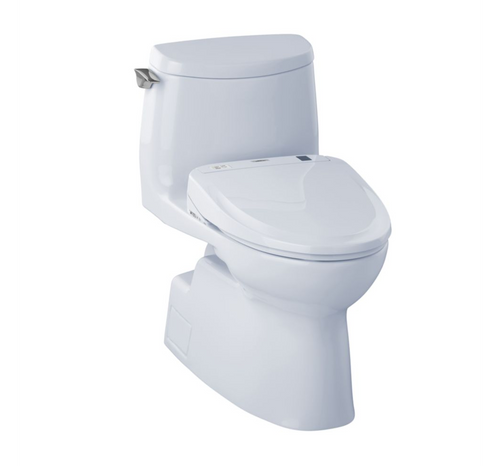 TOTO Carlyle II 1G WASHLET+ S350e One-Piece Toilet - 1.0 GPF
