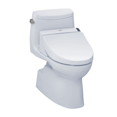 TOTO Carlyle II Washet+ C200 One-Piece Toilet - 1.28 GPF