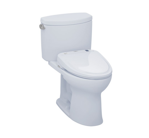 TOTO Drake II WASHLET+ S350e Two-Piece Toilet - 1.28 GPF