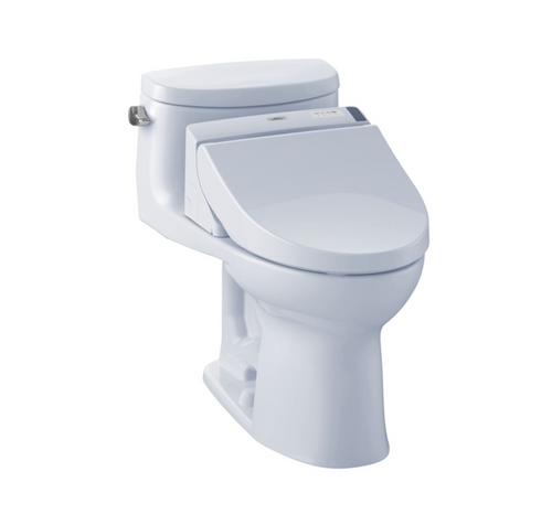 TOTO Supreme II WASHLET+ C200 One-Piece Toilet - 1.28 GPF
