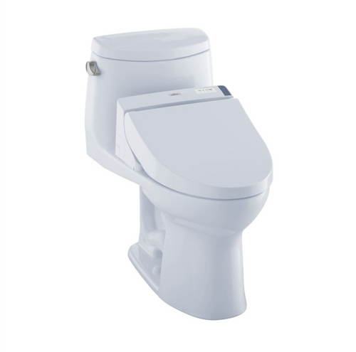 TOTO UltraMax II  WASHLET+ C200 One-Piece Toilet and Bidet System - 1.28 GPF