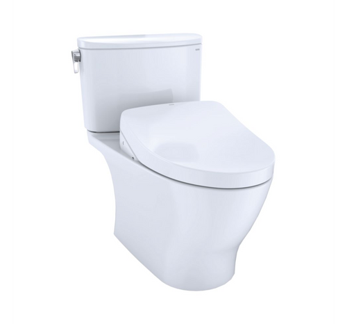 TOTO Nexus 1G Washlet+ S500e Two-Piece Toilet and Bidet System - 1.0 GPF
