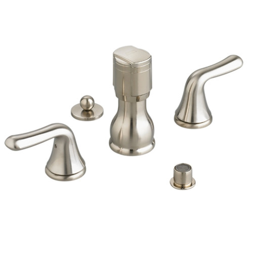 Colony Soft 2-Handle Bidet Faucet - Brushed Nickel - by American Standard