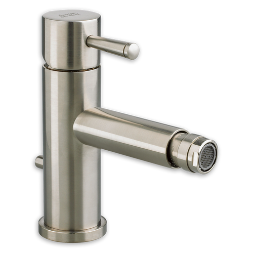 Serin 1-Handle Monoblock Bidet Faucet - Brushed Nickel - By American Standard