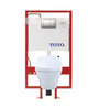 TOTO MH WASHLET+ C200 Wall-Hung Toilet - 1.28 GPF & 0.9 GPF - Copper Supply