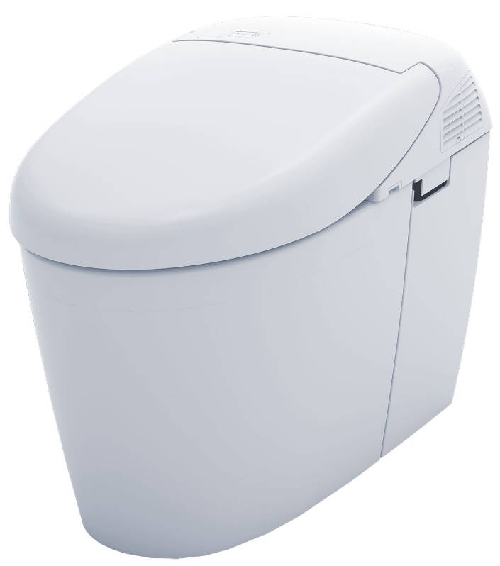 Integrated Toilet and Bidet Seat Comparison: TOTO Neorest 500H VS
