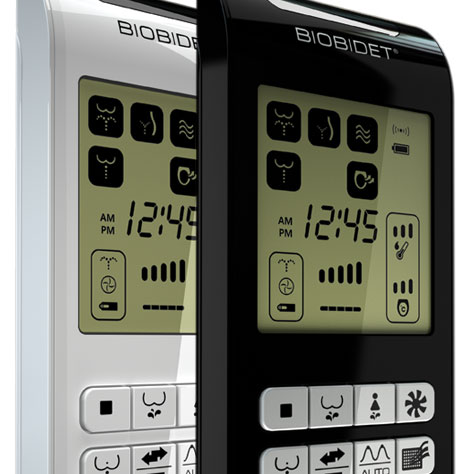 Bio Bidet BB-2000 Bliss U Pick remote