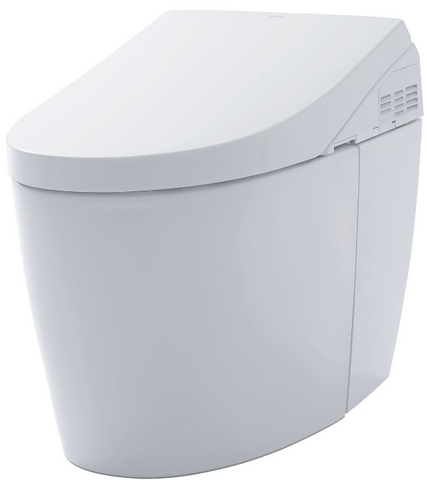 Toto Neorest Ah Dual Flush Integrated Toilet And Bidet