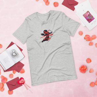 No Cupid Short-Sleeve Unisex T-Shirt