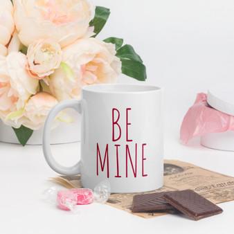 Be Mine Valentines Mug