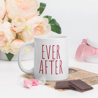 Ever After Valentines Mug