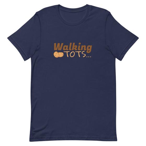 Walking Tots Short-Sleeve Unisex T-Shirt