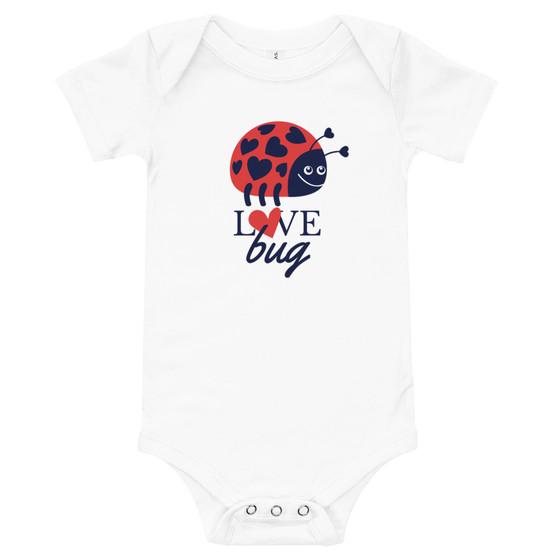 Love Bug Infant Onesie