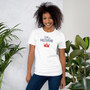 Mrs. Valentines Short-Sleeve T-Shirt