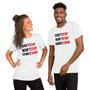 Can'tstop, Won'tstop, Gamestonk Short-Sleeve Unisex T-Shirt