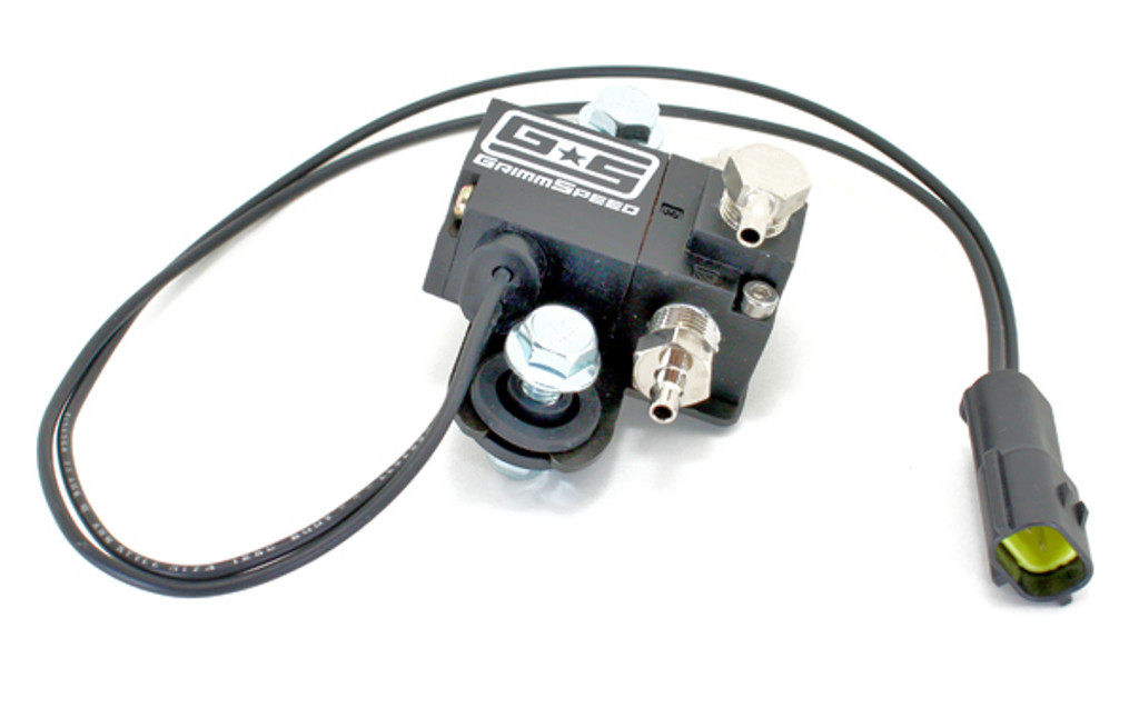 Electronic Boost Control Solenoid 3-Port - MazdaSpeed 3