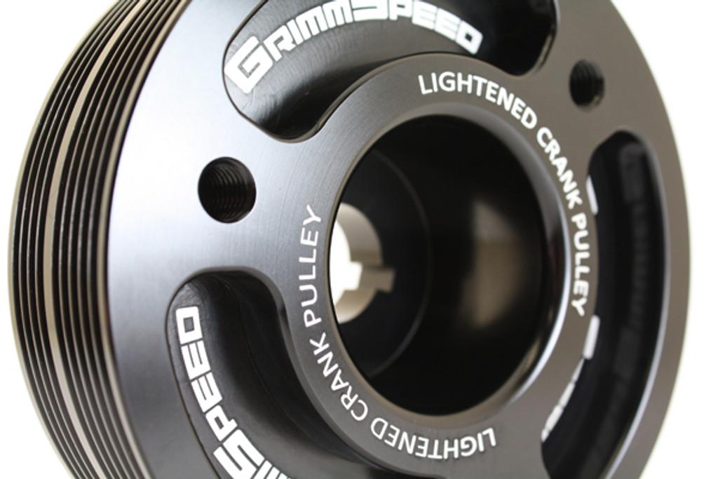GrimmSpeed Subaru Lightweight Crank Pulley