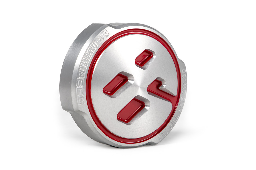 Oil Filler Cap Billet Aluminum - BRZ/FRS/86