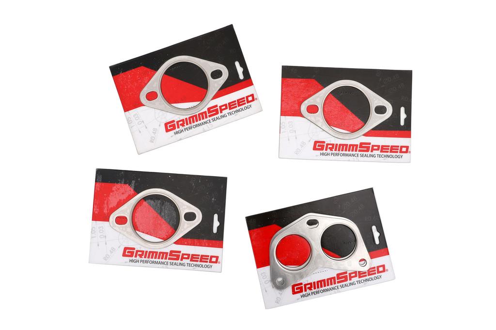 GrimmSpeed BRZ/FRS/86 Exhaust Gasket Set