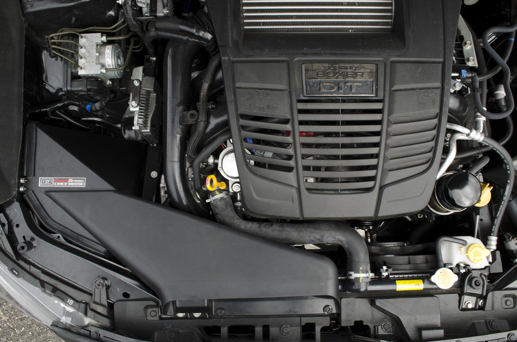 StealthBox Intake - 2015-2019 Subaru WRX
