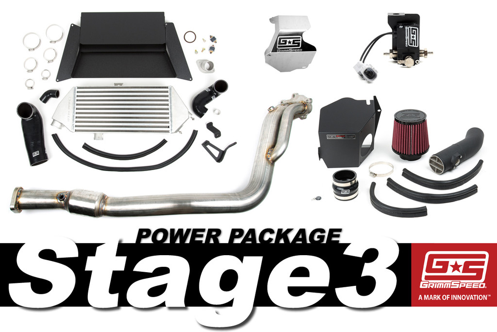 Stage 3 Power Package - 05-09 Subaru Legacy GT