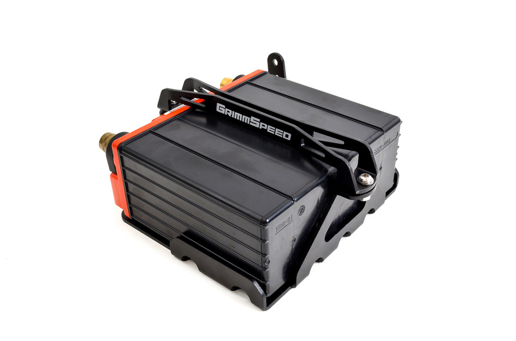 Subaru Lightweight Battery Mount Kit - Back