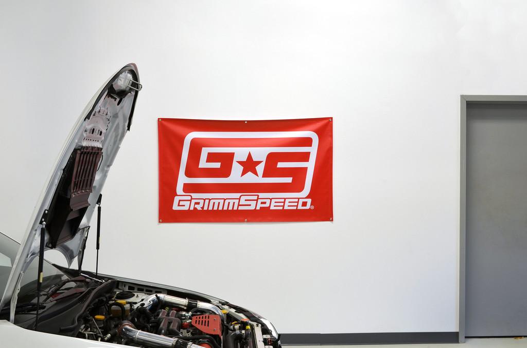 3'x 5' Vinyl GrimmSpeed Banner