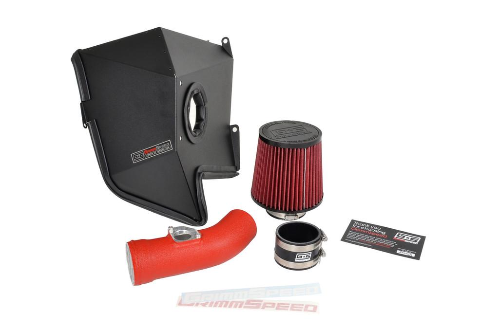 SUBARU LEGACY GT 05-09, OUTBACK XT 05-09 - Red