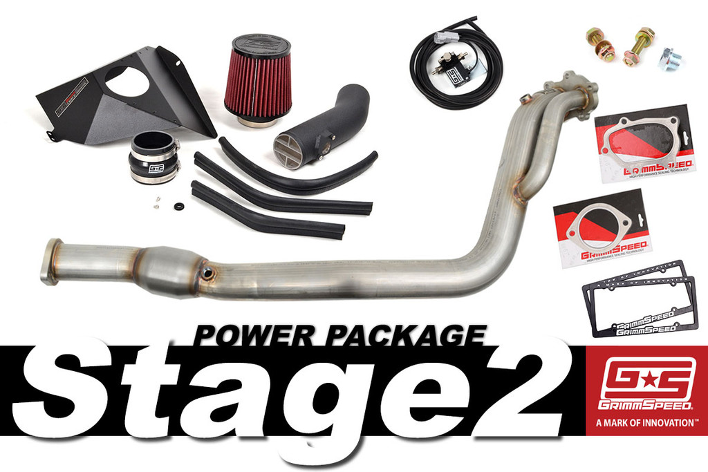Stage 2 Power Package - 2015-19 Subaru STI