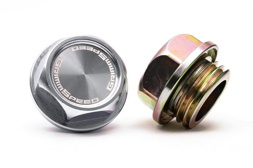 """The Bolt"" Oil Cap"