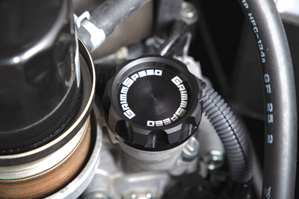"Delrin ""Cool Touch"" Oil Cap Version 2"