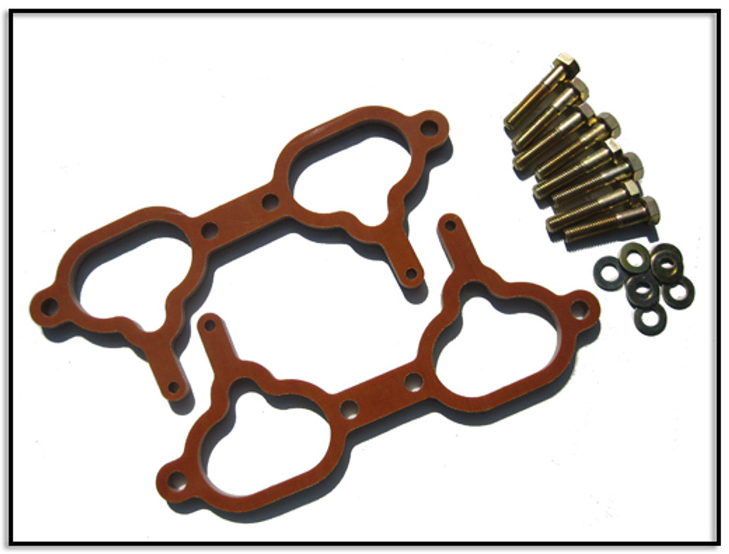 Phenolic Thermal Manifold Spacer 8mm Impreza 98 and Legacy 96-99