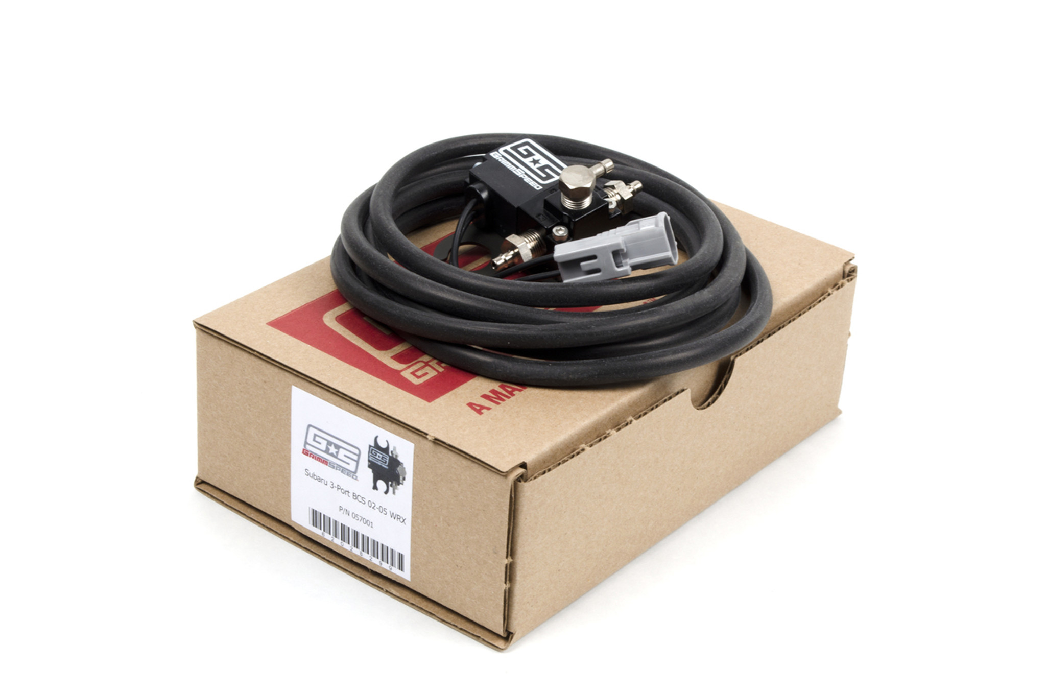 Electronic Boost Control Solenoid 3 Port Subaru 02 05 Wrx Grimmspeed Wiring Diagram Rims Bcs