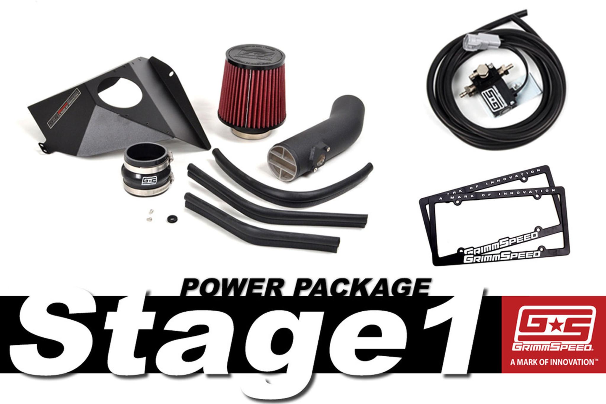 Stage 1 Power Package - 2015-19 Subaru STI