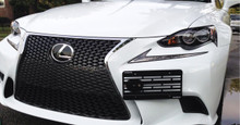 License Plate Relocation Kit - Lexus IS 250/350/ISF