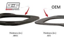 GrimmSpeed Intercooler Inlet Gaskets - Subaru